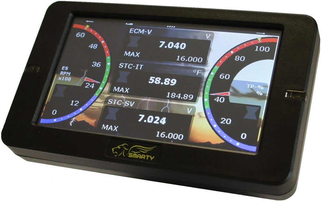 MADS SMARTY TOUCH SCREEN FOR 98.5-19 DODGE CUMMINS