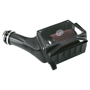 S&B 75-5027 - COLD AIR INTAKE FOR 1994-1997 FORD POWERSTROKE 7.3L OILED