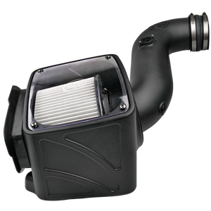 S&B 75-5080D - Cold Air Intake Dry Filter For 06-07 Chevy/GMC Duramax Diesel 6.6L LBZ