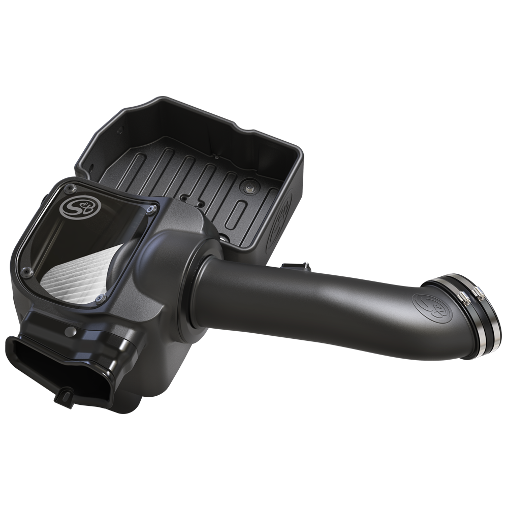 S&B 75-5085D - COLD AIR INTAKE FOR 2017-2018 FORD POWERSTROKE 6.7L DRY