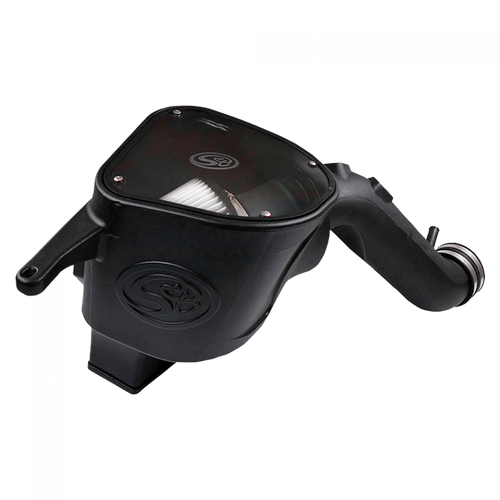 S&B 75-5092D - COLD AIR INTAKE FOR 2010-2012 DODGE RAM CUMMINS 6.7L DRY