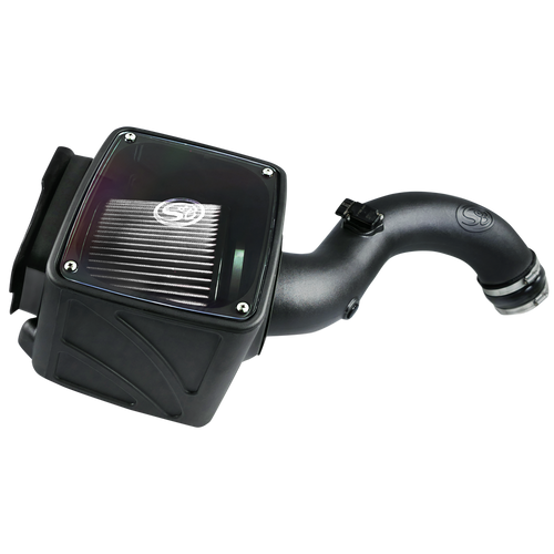 S&B 75-5101D - Cold Air Intake Kit For 01-04 Chevy/GMC Duramax Diesel LB7 6.6L Dry