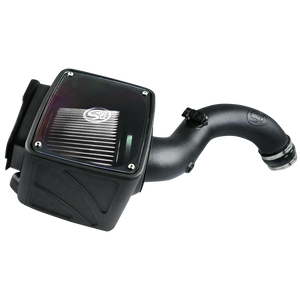 S&B 75-5102D - Cold Air Intake For 04.5-05 Chevy/GMC Duramax 6.6L LLY Dry