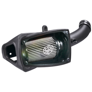 S&B 75-5104D - COLD AIR INTAKE FOR 2011-2016 FORD POWERSTROKE 6.7L DRY