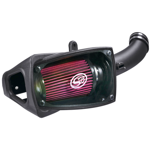 S&B 75-5104 - COLD AIR INTAKE FOR 2011-2016 FORD POWERSTROKE 6.7L OILED