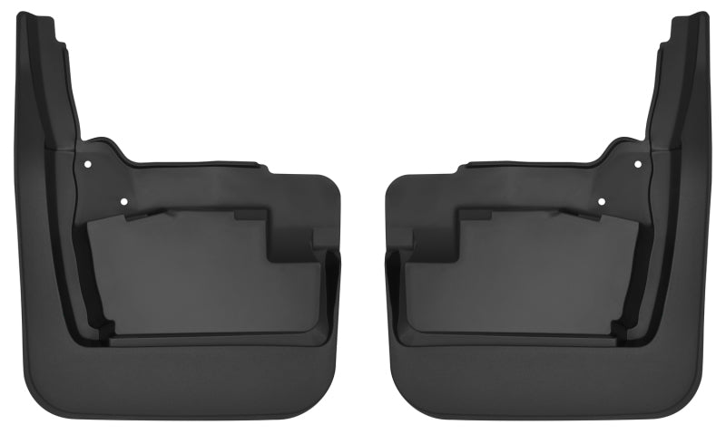 Husky Liners 19-20 GMC Sierra 1500 Custom-Molded Front Mud Guards
