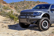 Addictive Desert Designs 10-14 Ford F-150 Raptor Stealth Fighter Front Bumper