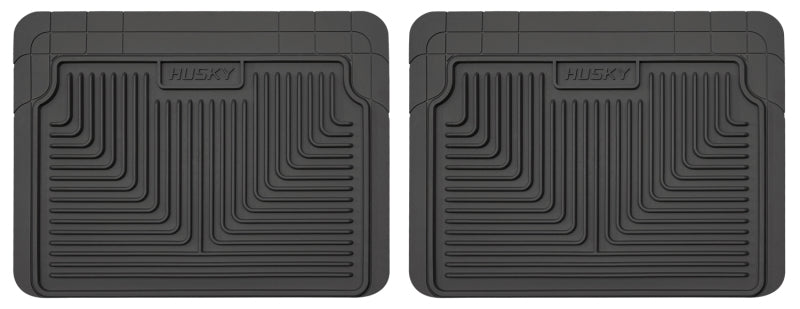 Husky Liners 12-13 Dodge Ram/88-09 Toyota 4Runner Heavy Duty Black 2nd Row Floor Mats