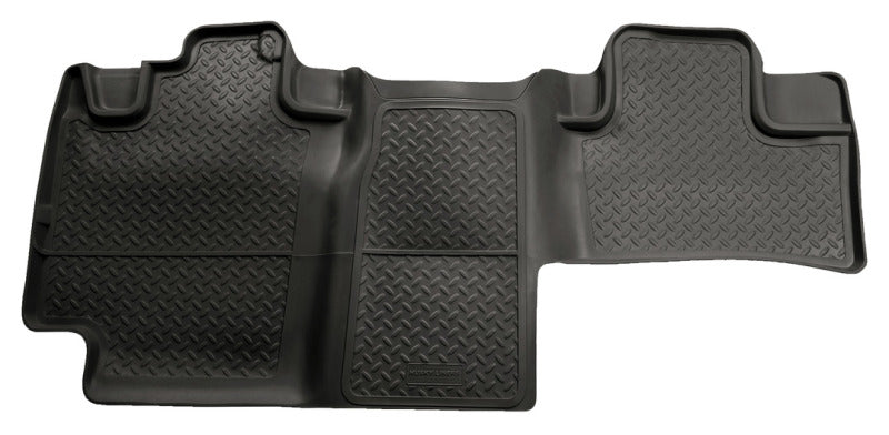 Husky Liners 04 1/2-08 F-150 Super Cab Classic Style 2nd Row Black Floor Liners