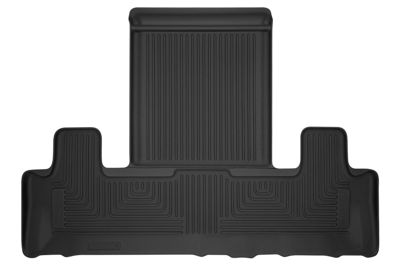 Husky Liners 18-19 Ford Expedition/18-19 Lincoln Navigator X-Act Contour Black Floor Liners(3rd Row)