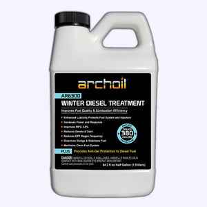 Archoil AR6300 Winter Diesel Treatment - 64 fl oz