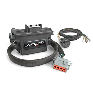 Edge Products - 18862-D - Amp'd Throttle Booster with Switch - 2011-2019 FORD 6.7L POWERSTROKE | 2018 FORD 3.0L POWERSTROKE