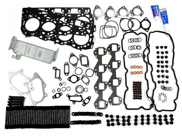 Sinister Diesel - SD-CS-LMM-EGRC - Sinister Diesel Complete Solution Kit w/ EGR Cooler for 2007.5-2010 Duramax LMM