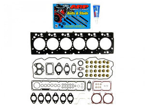 Sinister Diesel - SD-HU-6.7C - Sinister Diesel Heads Up Kit w/ ARP Heads for 6.7L Dodge Cummins