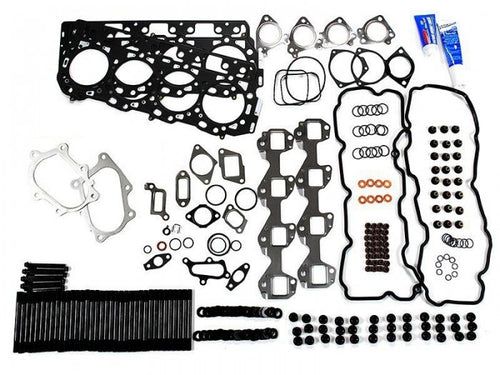 Sinister Diesel - SD-HU-LMM - Sinister Diesel Heads Up Kit w/ ARP Heads for 2007.5-2010 Duramax LMM