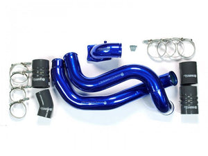 Sinister Diesel - SD-INTRPIPE-6.0-IE-KIT - Sinister Diesel Intercooler Charge Pipe Kit w/ Intake Elbow for 2003-2007 Ford Powerstroke 6.0L