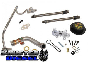 Sinister Diesel - SD-6.0-UK-03 - Sinister Diesel Update Kit for 2003-2004 6.0L Powerstroke