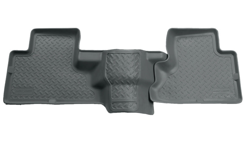 Husky Liners 02-08 GM Trailblazer (Base/Ext.)/Envoy (XL/XUV) Classic Style 2nd Row Gray Floor Liner