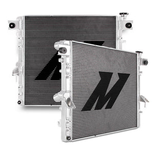 Mishimoto 07-18 Jeep Wrangler JK HEMI Conversion Performance Aluminum Radiator