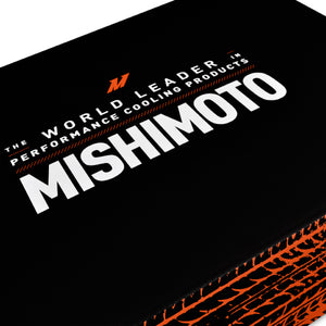 Mishimoto Universal Circle Track Radiator 31in x 19in x 3in Manual & Automatic Radiator