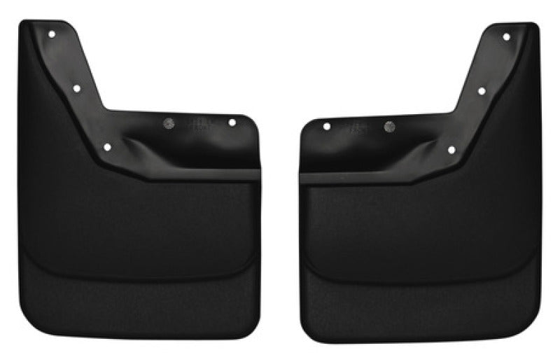 Husky Liners 95-04 Chevy Blazer/S10/GMC Jimmy/S15 Custom-Molded Front Mud Guards (w/o Fender Lip)
