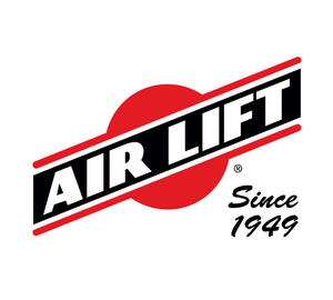 Air Lift Replacement Air Spring - Red Cylinder Type