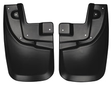Husky Liners 05-12 Toyota Tacoma Regualr/Double Cab/Crew Max Custom-Molded Front Mud Guards