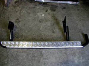 ARB Deluxe Side Rails Rear 100 Ifs Not Lexus