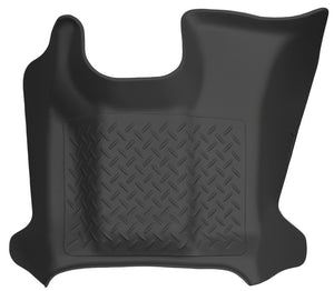Husky Liners 11-16 Ford F-250 Super Duty X-Act Contour Black Center Hump Floor Liners