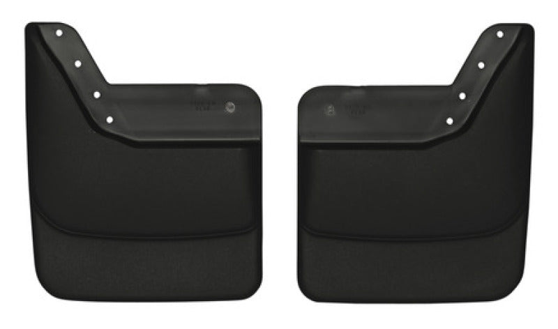 Husky Liners 95-97 Chevy Blazer/S10/GMC Jimmy/S15 Custom-Molded Rear Mud Guards (w/oFender Cladding)
