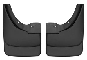 Husky Liners 03-10 Dodge Ram 1500/2500/3500/06-10 Ram Mega Cab Custom-Molded Front Mud Guards