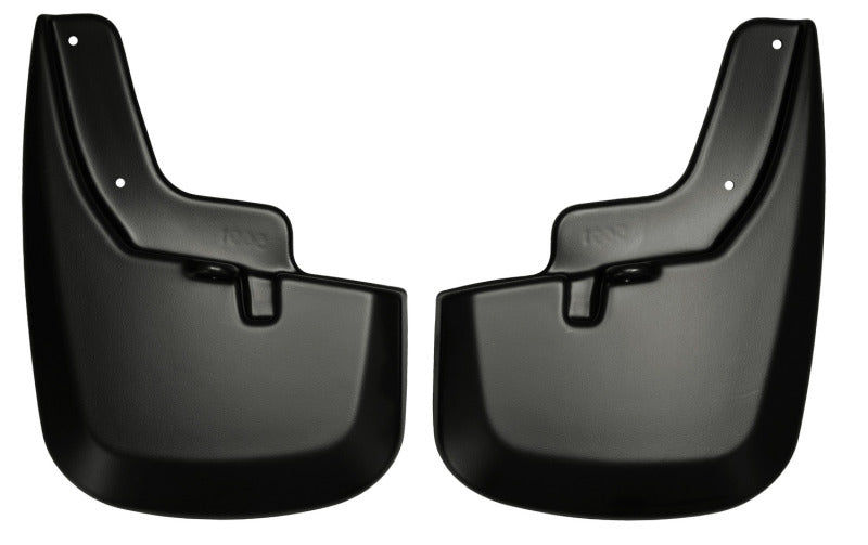 Husky Liners 07-12 Toyota Tundra Regular/Double Cab/Crew Max Custom-Molded Front Mud Guards