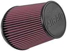 Airaid Universal Air Filter - Cone Track Day Oiled 6in x 7-1/4in x 5in x 7in