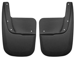 Husky Liners 07-12 Ford Expedition Custom-Molded Rear Mud Guards