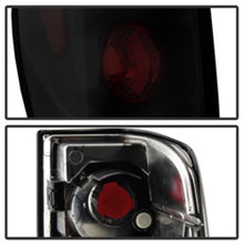 Spyder Chevy Colorado 04-13 Euro Tail Lights Black Smoke ALT-YD-CCO04-BSM