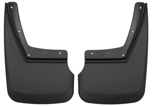Husky Liners 15 Chevy Tahoe Custom-Molded Rear Mud Guards