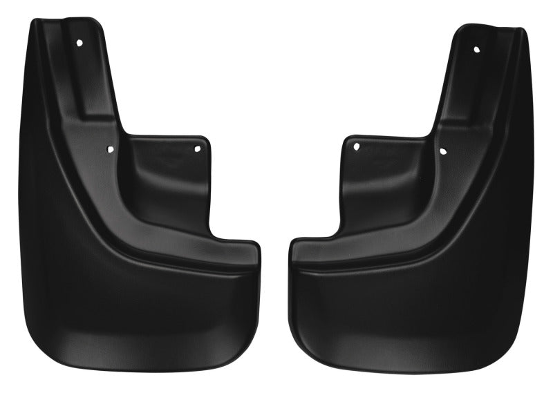 Husky Liners 11-12 Jeep Grand Cherokee Custom-Molded Front Mud Guards
