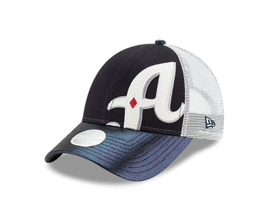 "New Era Women's ""A"" Logo Glam 9Forty Adjustable Cap"