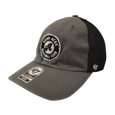 '47 Reno Aces Baseball Club Oracle Closer Stretch-Fit Cap