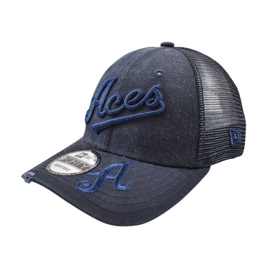 New Era Aces Script Rugged 9Forty Adjustable Cap