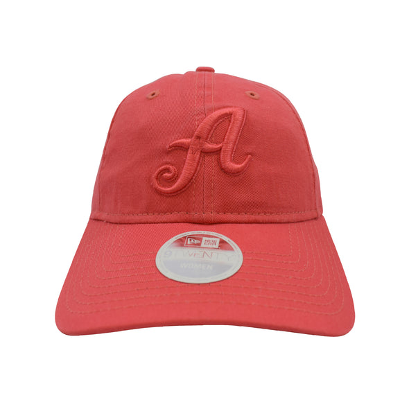 "New Era ""A"" Logo Women's Preferred Pick Adjustable Pink Cap"