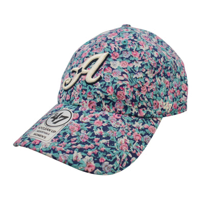 "'47 Women's ""A"" Logo Flower Adjustable Hat"
