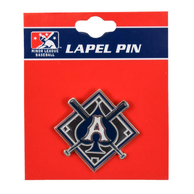 Lapel Sleeve Patch Pin