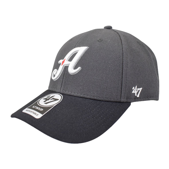 "'47 ""A"" Logo Charcoal MVP Adjustable Cap"