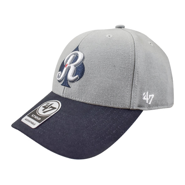 "'47 ""R"" Spade Logo Two-Tone MVP Adjustable Cap"