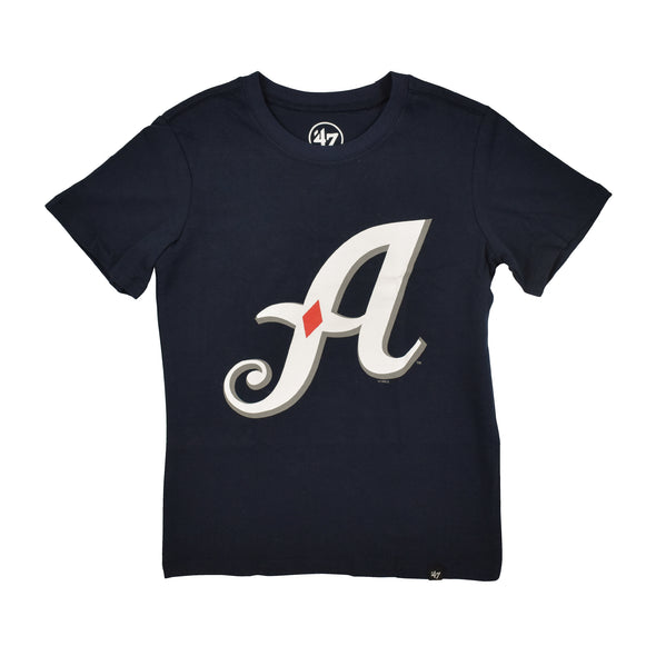 "'47 Youth ""A"" Logo Imprint Tee"