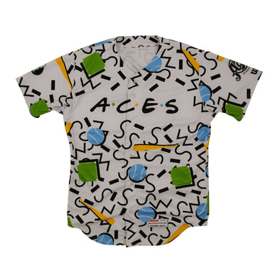 2019 Reno Aces 90's Night Theme Jersey