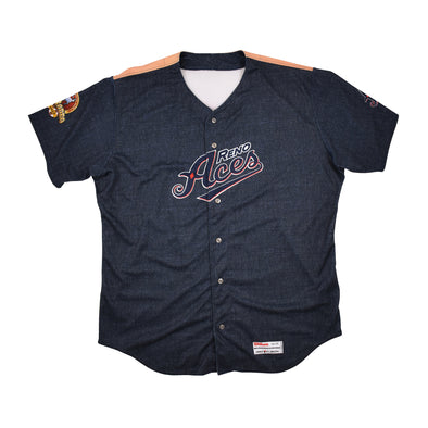 2019 Reno Aces Rodeo Theme Jersey
