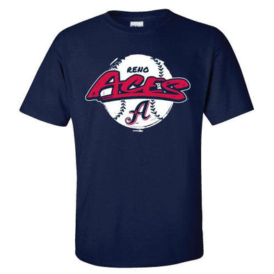 Reno Aces Youth Aces Rated Tee