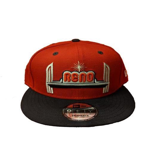 New Era Reno Arch 9Fifty Snapback Cap